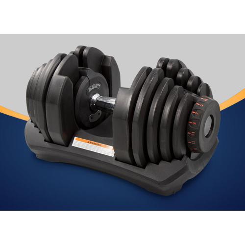 40公斤可調節式啞鈴 52磅 重訓器材 啞鈴 可調式 1支